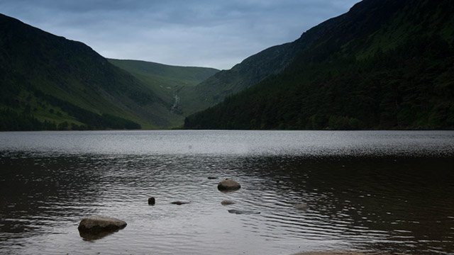 Serene Lake View image